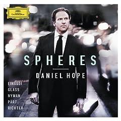 Spheres - Einaudi, Glass, Nyman, P�rt, Richter