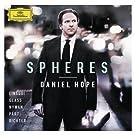 Spheres - Einaudi, Glass, Nyman, P�rt, Richter [+digital booklet]