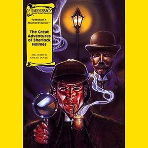 The Great Adventures of Sherlock Holmes Audiobook