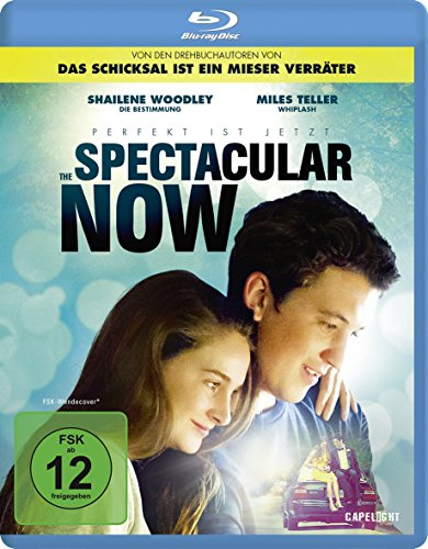 The Spectacular Now - Perfekt ist jetzt [Blu-ray]
