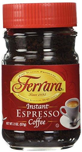 Ferrara Instant Espresso Coffee 2 oz