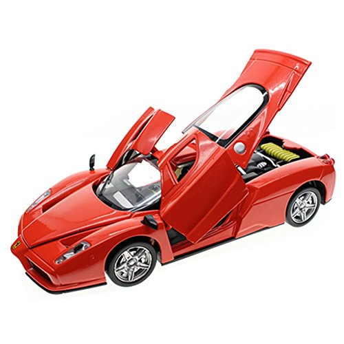 Childrens' Cool Car Model Classic Acousto-Optic Alloyed Car Model 1/32 ( Red ) (Cool Model Cars compare prices)
