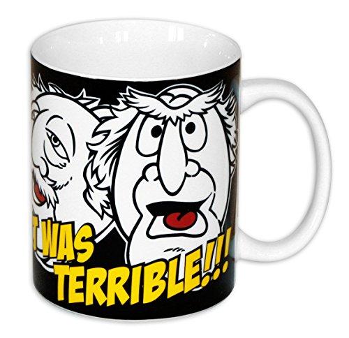 Waldorf & Statler Mug (Muppet Merchandise compare prices)