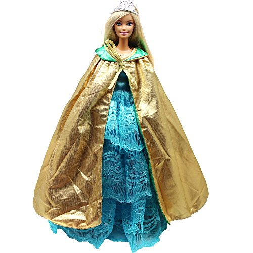 Nxpi Stock Quote: Fashion Princess Dress Cloak Outfit Clothing Overcoat For