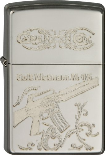 Zippo Colt Vietnam M-16