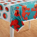 Elmo 54in x 96in Plastic Tablecover