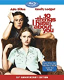Cover art for  10 Things I Hate About You (10th Anniversary Edition) [Blu-ray]