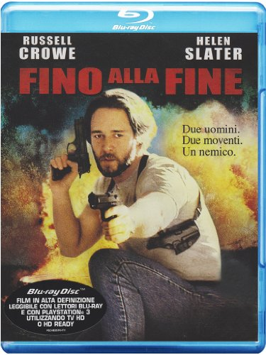 Fino alla fine [Blu-ray] [IT Import]