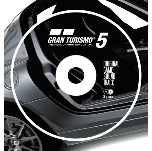 GRAN TURISMO 5 ORIGINAL GAME SOUNDTRAC...
