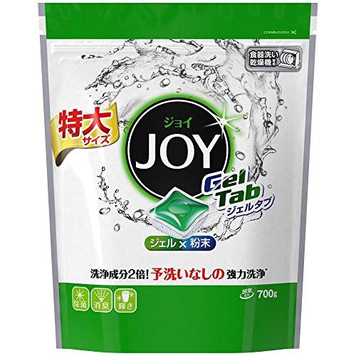 【大容量】ジョイ ジェルタブ 食洗機用洗剤 42P 700g