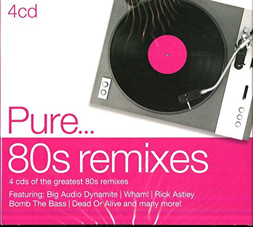 Pure... 80s Remixes [4 CD]