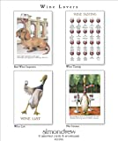 Wine Lovers Note Card Assortment