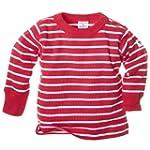 Polarn O. Pyret Unisex Striped Baby T...