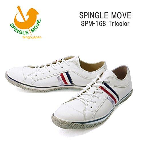 (スピングルムーヴ)SPINGLEMOVE spm168-180 スニーカー SPINGLE MOVE SPM-168/ Tricolor L26.5cm Tricolor
