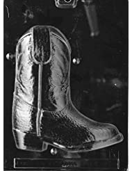 Cybrtrayd 3D Cowboy Boot Chocolate Candy Mold at Sears.com