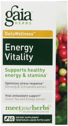 Liquid Energy Supplements