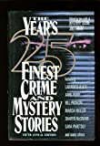 The Years 25 Finest Crime & Mystery Stories (Years 25  Finest Crime and Mystery Stories) (No. 5)