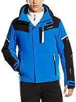 Hyra Chaqueta de Esquí Strass (Azul / Negro)