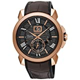 Seiko Premier Novak Djokovic Special Edition SNP146P1 Watch Perpetual Calendar
