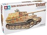 1/35 ミリタリーミニチュアシリーズ No.325 ドイツ 重駆逐戦車 エレファント 35325