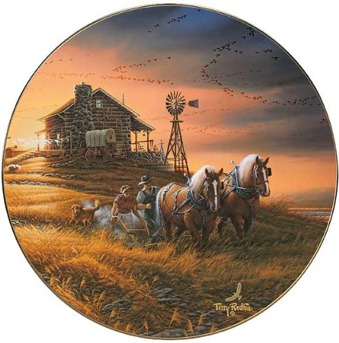 For Amber Waves of Grain Plate
