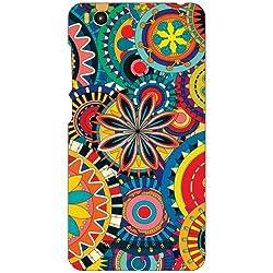 Xiaomi Mi4i MZB4300IN Back Cover - Mesmerizing Designer Cases