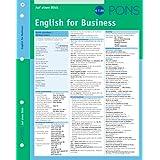 """PONS auf einen Blick English for Business: kompakte �bersicht, Englisch f�rs B�rovon """"Katja Hald"""""""