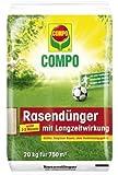 Compo Rasendünger mit Langzeitwirkung 750qm - 13112