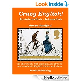 Crazy English - Pre-intermediate - Intermediate