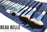Beau Belle Makeup Brushes - 22pcs Makeup Brush Set - Professional Makeup Brushes - Makeup Brushes Set - Make Up Brushes