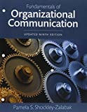 img - for REVEL for Fundamentals of Organizational Communication Books a la Carte Edition Plus REVEL -- Access Card Package (9th Edition) book / textbook / text book
