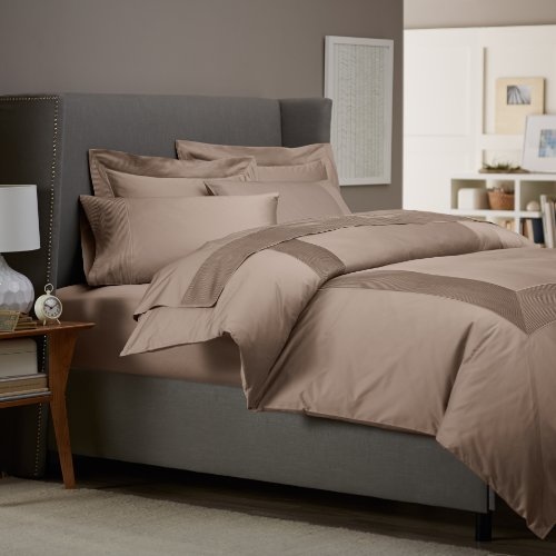 Pinzon Pleated Hem 400 Thread Count 100 Percent Egyptian
