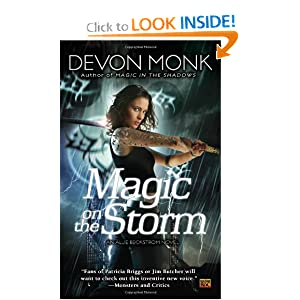 Magic On The Storm - Devon Monk
