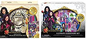 Box and one Ultimate Stationery Set with 15 Tatoos: Toys & Games
