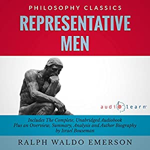 Representative Men by Ralph Waldo Emerson Audiobook