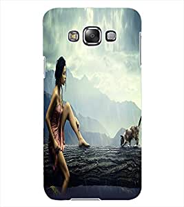 ColourCraft Lovely Design Back Case Cover for SAMSUNG GALAXY GRAND MAX G720