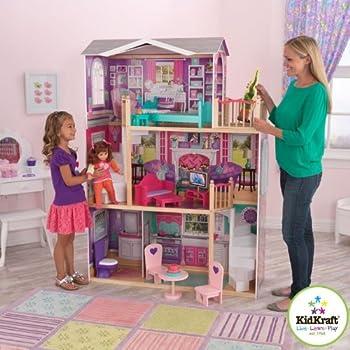 KidKraft Elegant Wooden Doll Manor