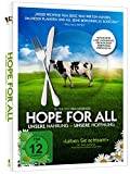 DVD & Blu-ray - Hope for All. Unsere Nahrung - Unsere Hoffnung (PLASTIC-FREE Verpackung)
