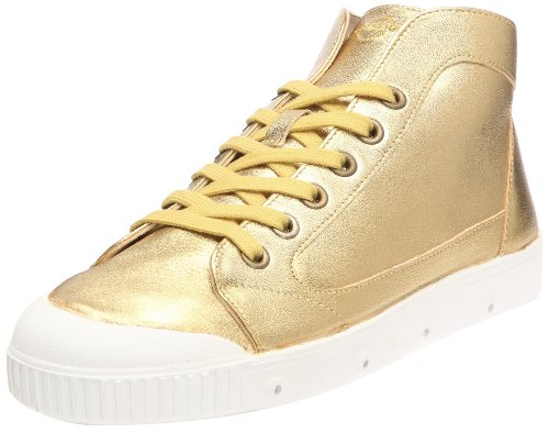 Springcourt - Sneaker P B Kb Ez04 74_Rose (Gold Fox White) Uomo, Rosa (Rose (Gold Fox White)), 45