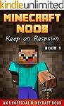 Minecraft Noob Book 1: Keep on Respaw...