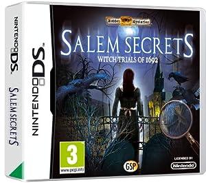 Hidden Mysteries: Salem Secrets Witch Trails of 1692 (Nintendo DS)