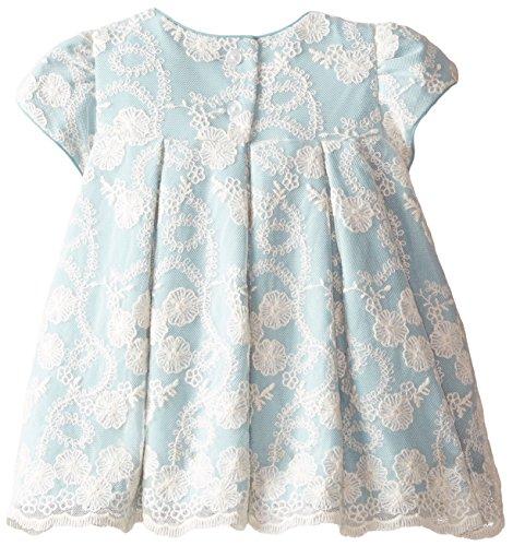 Laura Ashley London Baby Girls Newborn Lace Float Dress