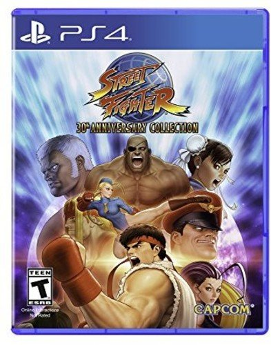 Buy Street Fighter Anniversary Collection Now!
