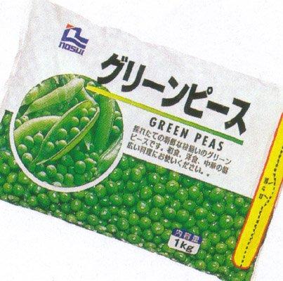 冷凍野菜「グリーンピース」 1kg