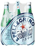 San Pellegrino Sparkling Mineral Water 1 Litre (Pack of 6)