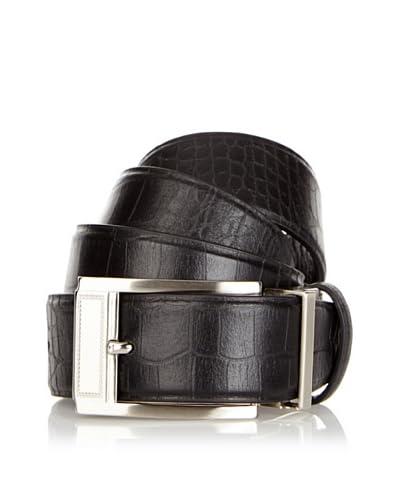 Silvio Tossi Cinturón Maine Negro