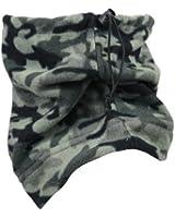 Winter Warm Outdoor Thermal Warmth Snood Neck Warmer Neckwarmer Adjustable Toggle Ski Hat
