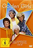 Golden Girls - Die komplette fünfte Staffel [3 DVDs]