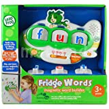 リープフロッグ フリッジワード   Leap Frog Fridge Words Magnetic Word Builder