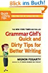 Grammar Girl's Quick and Dirty Tips f...